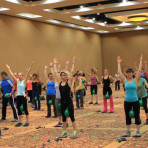Pre-conference Workshop Atlantic City Springs 2014 – Tabata Bootcamp Certification with Rose Zahnn