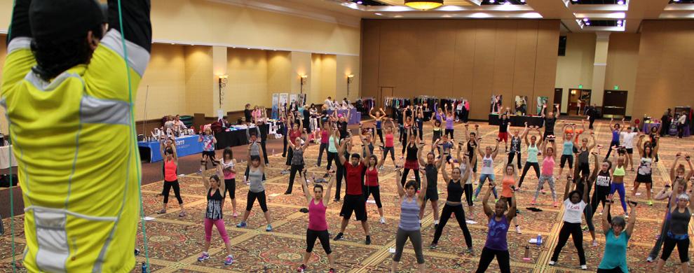 Master Fitness Workshop