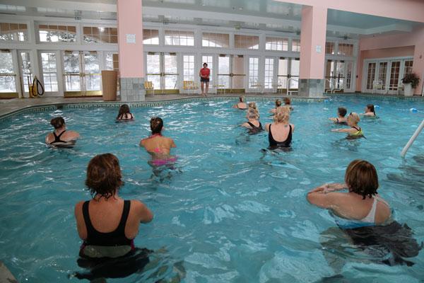 Aqua Fitness Instructor Certification
