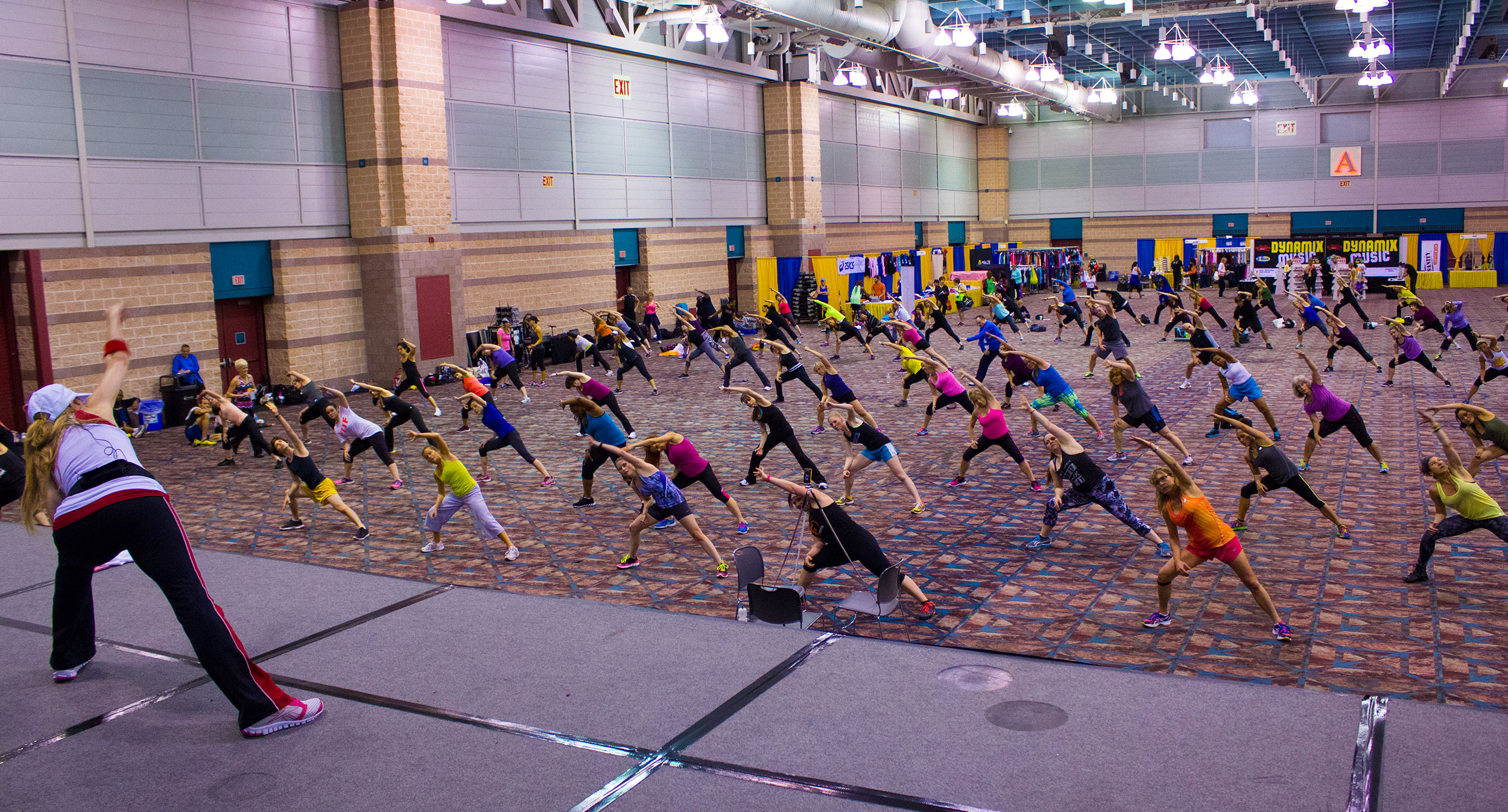 One World Fitness Certification Conference American Aerobic