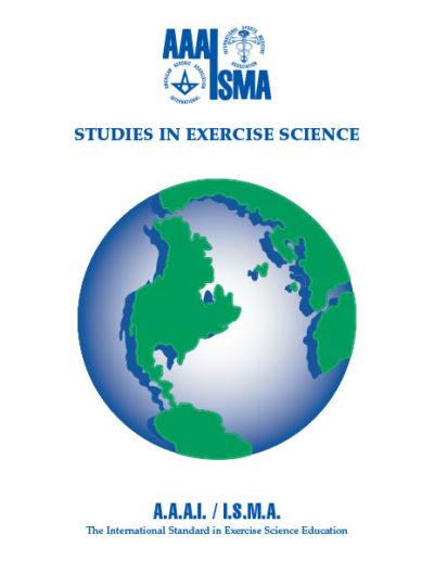 Studies in Exercise Science