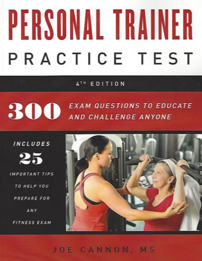 Personal Trainer Practice Test