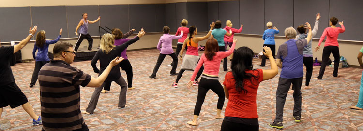 Group Fitness Instructor Certification